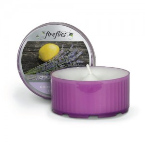Goose Creek Candle Fireflies CITRUS LAVENDER