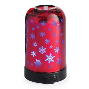 Dyfuzor ultrasoniczny GLASS SNOWFLAKE Candle Warmers