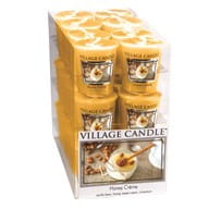 Village Candle Sampler HONEY CREME