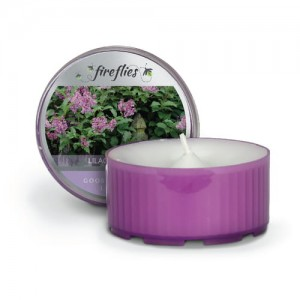 Goose Creek Candle Fireflies LILAC GARDEN