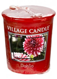 Village Candle Sampler DAHLIA