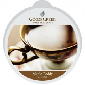 Wosk zapachowy TOASTY HOT TODDY Goose Creek Candle