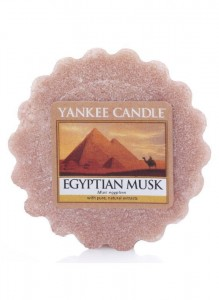 Wosk zapachowy EGYPTIAN MUSK Yankee Candle