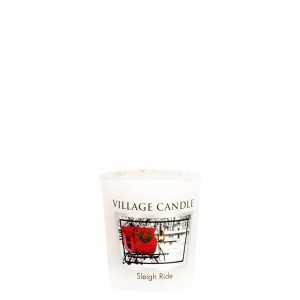 Village Candle Sampler SLEIGH RIDE
