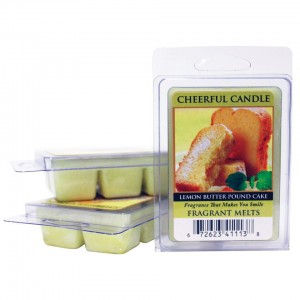 Cheerful Candle Wosk zapachowy LEMON BUTTER POUND CAKE