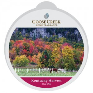 Wosk zapachowy KENTUCKY HARVEST Goose Creek Candle