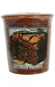Village Candle Sampler BROWNIE DELIGHT