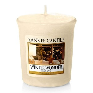 Yankee Candle Sampler WINTER WONDER