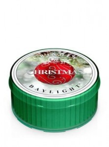 Daylight Christmas  Kringle Candle