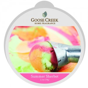 Goose Creek Candle Wosk zapachowy SUMMER SHERBET