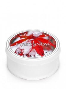 Daylight FIRST SNOW Kringle Candle