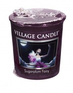 Village Candle Sampler SUGARPLUM FAIRY