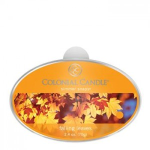 Wosk zapachowy FALLING LEAVES Colonial Candle