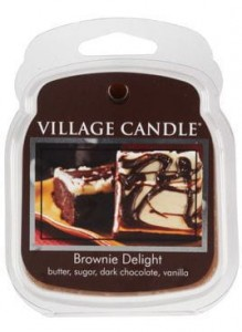 Village Candle Wosk zapachowy BROWNIE DELIGHT