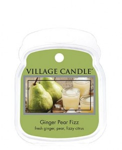 Village Candle Wosk zapachowy GINGER PEAR FIZZ