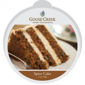 Wosk zapachowy SPICE CAKE Goose Creek Candle