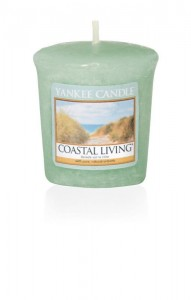 Yankee Candle Sampler COASTAL LIVING
