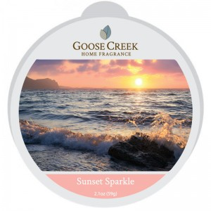 Wosk zapachowy SUNSET SPARKLE Goose Creek Candle