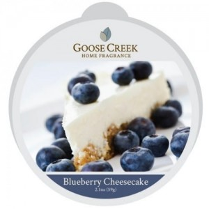 Wosk zapachowy BLUEBERRY CHEESCAKE Goose Creek Candle