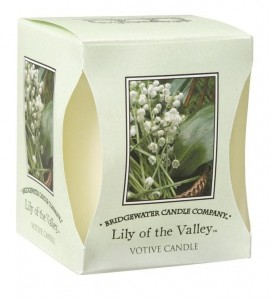 Bridgewater Candle Sampler LILLY OF THE VALLEY