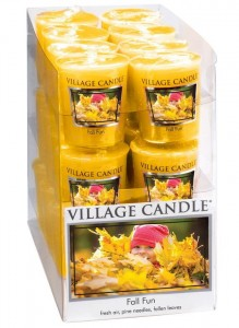 Village Candle Sampler FALL FUN