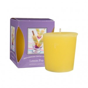Bridgewater Candle Sampler LEMON POP