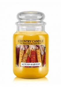 Duża świeca AUTUMN HARVEST Country Candle