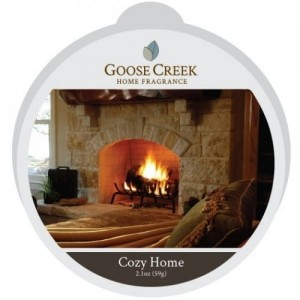 Goose Creek Candle Wosk zapachowy COZY HOME