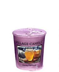 Village Candle Sampler HONEY PATCHOULI