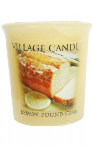 Village Candle Sampler LEMON POUND CAKE