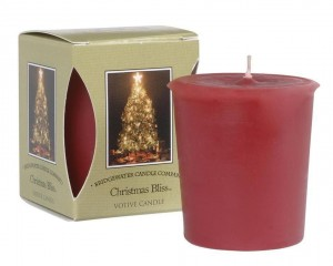 Bridgewater Candle Sampler CHRISTMAS BLISS
