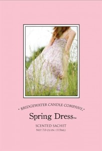 Bridgewater Candle Saszetka zapachowa SPRING DRESS